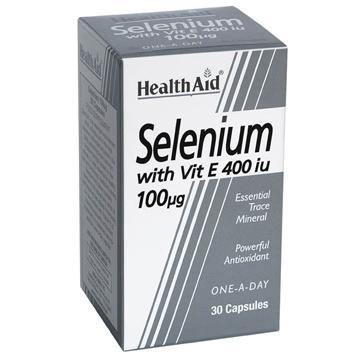 Selenium + Vitamin E