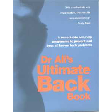 Dr Ali's Ultimate Back Book