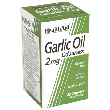 Garlic Oil Odourless 2mg