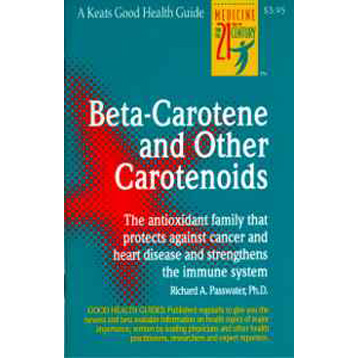 Beta Carotene and Other Carotenoids