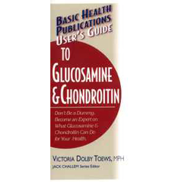 Users guide to Glucosamine and Chondroitin