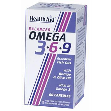 Balanced Omega 3-6-9