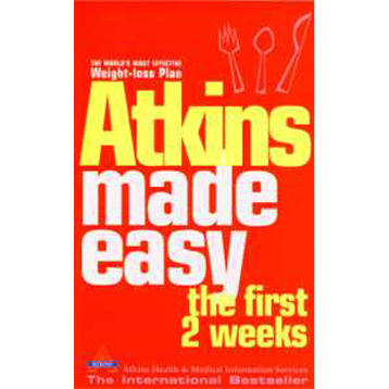 Atkins made Easy- the first 2 weeks