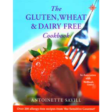 Gluten Wheat Dairy Free Cookbook