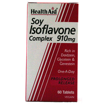 Soya Isoflavone Complex 910mg