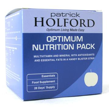 Optimum Nutrition Pack