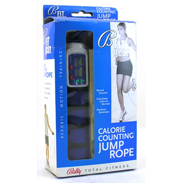 Calorie Counting Jump rope