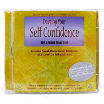 Develop Self Confidence CD