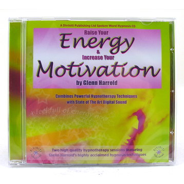 Energy & Motivation Hypnosis CD