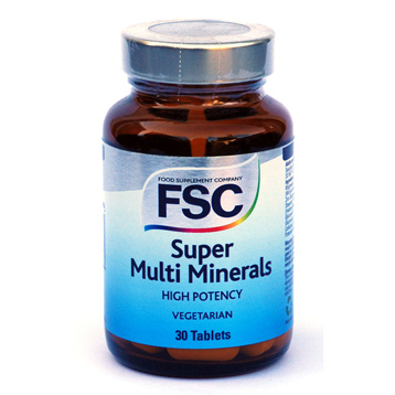 Super Multi-Minerals