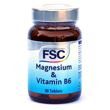Magnesium and Vitamin B6