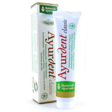Ayurdent Herbal Toothpaste
