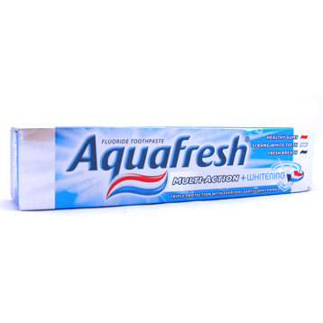 Aquafresh Multi-Action & Whitening 100ml