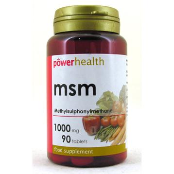 MSM Tablets