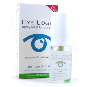 Eye Logic (Formerly Clarymist) Spray Relief For Eyes