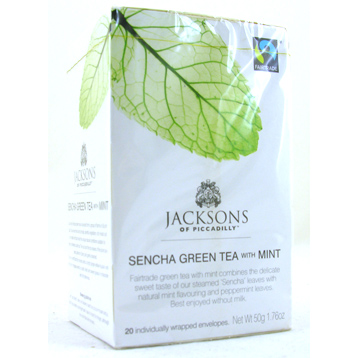 Sencha Green Tea-Mint