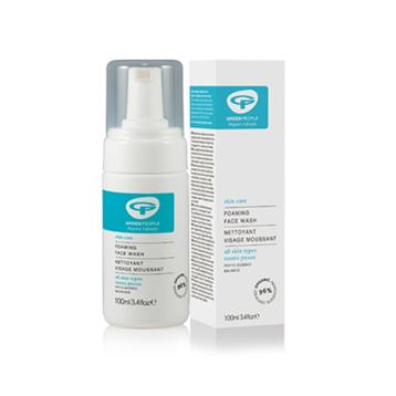 Organic Foaming Face Wash