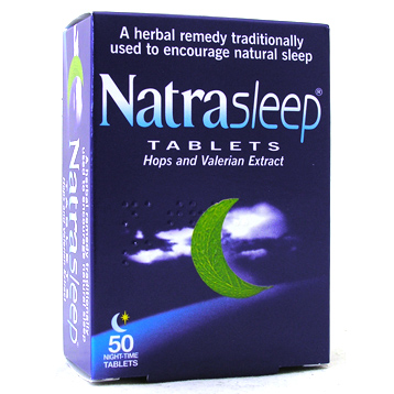 Natrasleep Hops and Valerian