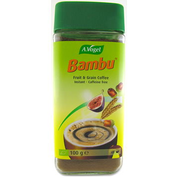 Bambu instant coffee substitute