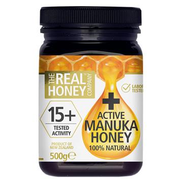 Active Manuka Honey 15+ 500g