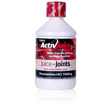 ActivJuice for Joints with Sour Cherry Juice