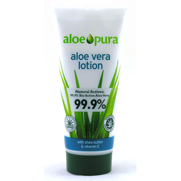 Organic Aloe Vera Lotion