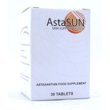 AstaSUN Skin Support Tablets