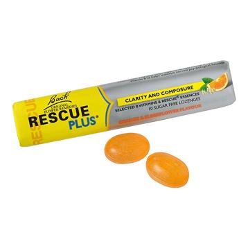 Rescue Plus Clarity & Composure Lozenges