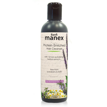 Banfi Manex Hair Cleanser for Normal/Dry Hair