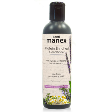 Banfi Manex Hair Conditioner for Normal/ Greasy/ Dry Hair