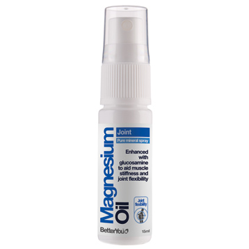 Joint Magnesium Oil Pure Mineral Spray 15ml