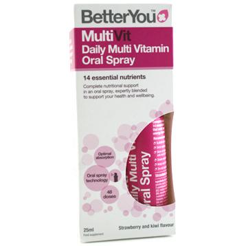 MultiVit Daily Oral Spray