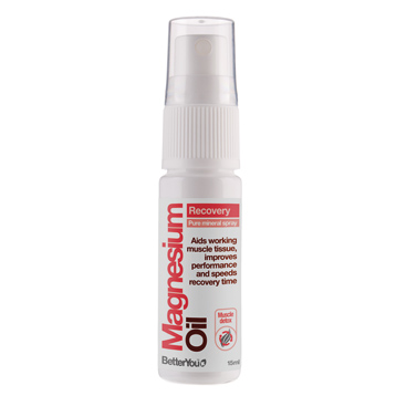 Recovery Magnesium Oil Pure Magnesium Mineral Spray 15ml