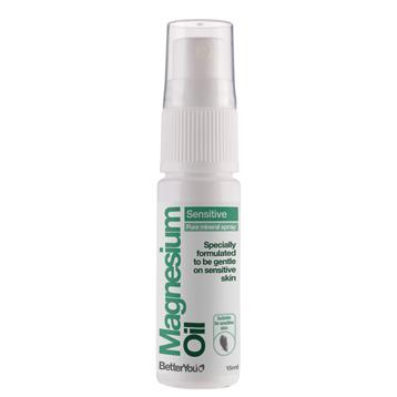 Sensitive Magnesium Oil Pure Mineral Spray 15ml