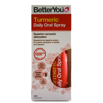 Turmeric Daily Oral Spray