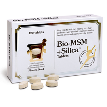 Bio-MSM+Silica