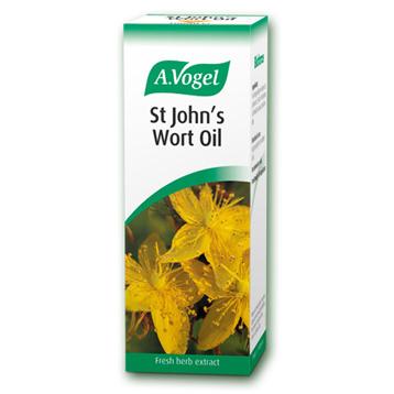St Johns Wort Oil