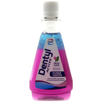 Dentyl Active Plaque Fighter Mouthwash