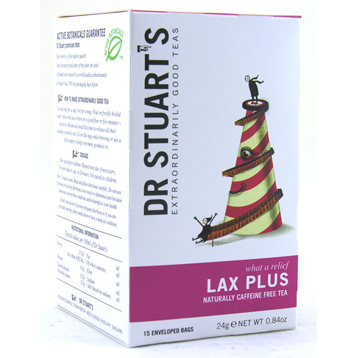 Lax Plus Herbal Tea Bags