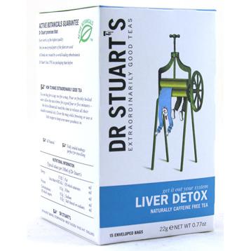 Liver Detox Tea Bags