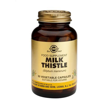 Full Potency Milk Thistle 100mg