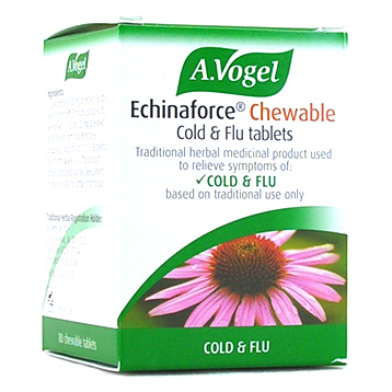 Echinaforce Cold and Flu Tablets