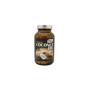 Organic Coconut Oil 1000mg