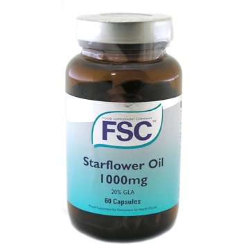 Starflower Oil 1000mg