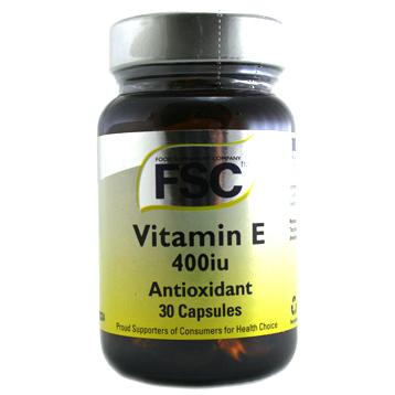 Vitamin E 400iu Antioxidant