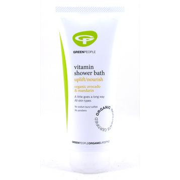 Avocado & Manderin Vitamin Shower Bath