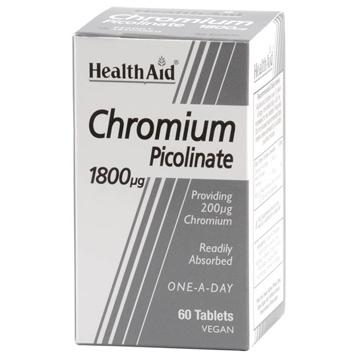 Chromium Picolinate 1800ug