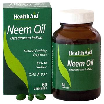 Neem Oil Capsules