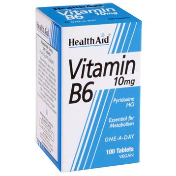 Vitamin B6 10mg