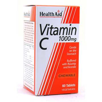 Vitamin C 1000mg Chewable